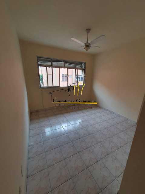 0b5cd98f-1175-488a-9ee5-328d97 - Apartamento 2 quartos à venda Guadalupe, Rio de Janeiro - R$ 165.000 - CGAP20188 - 3