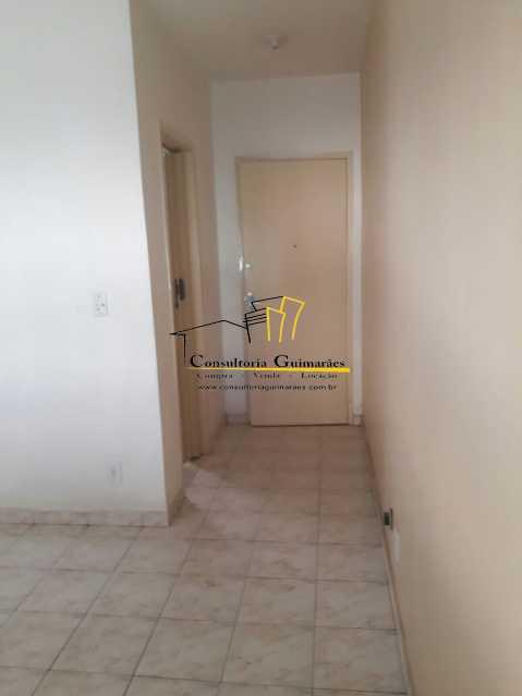 5c0f1d94-71bc-435b-8c82-4462de - Apartamento 2 quartos à venda Guadalupe, Rio de Janeiro - R$ 165.000 - CGAP20188 - 5
