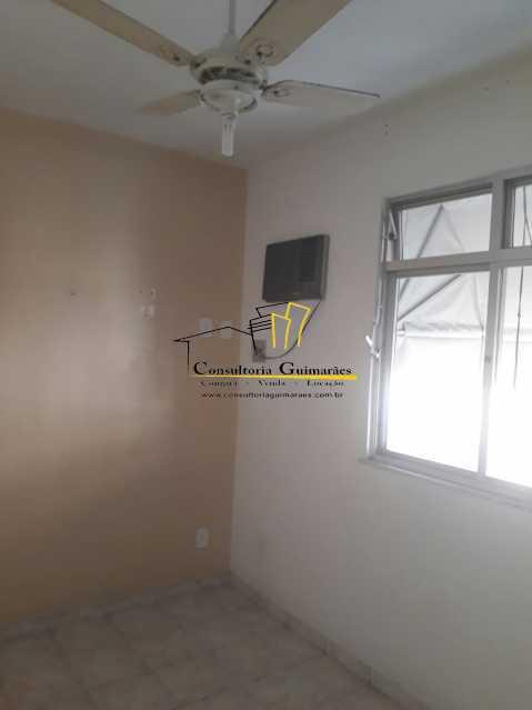 386b39b0-0c51-4978-a86b-4e282d - Apartamento 2 quartos à venda Guadalupe, Rio de Janeiro - R$ 165.000 - CGAP20188 - 13