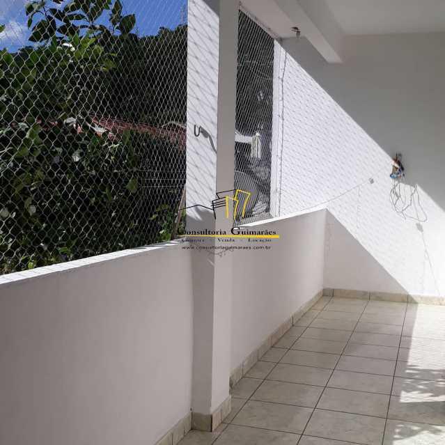 WhatsApp Image 2021-05-03 at 1 - Casa em Condomínio 3 quartos à venda Taquara, Rio de Janeiro - R$ 350.000 - CGCN30016 - 11