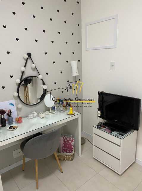 WhatsApp Image 2021-04-21 at 0 - Apartamento 3 quartos à venda Taquara, Rio de Janeiro - R$ 430.000 - CGAP30078 - 8