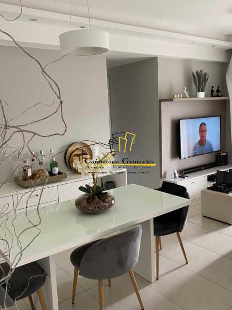 WhatsApp Image 2021-04-21 at 0 - Apartamento 3 quartos à venda Taquara, Rio de Janeiro - R$ 430.000 - CGAP30078 - 4