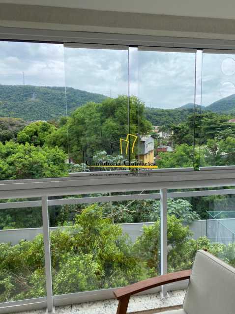 WhatsApp Image 2021-04-21 at 0 - Apartamento 3 quartos à venda Taquara, Rio de Janeiro - R$ 430.000 - CGAP30078 - 5