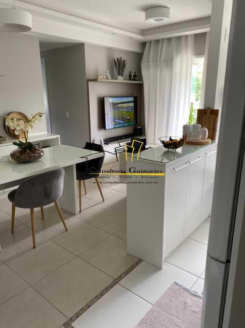 WhatsApp Image 2021-04-21 at 0 - Apartamento 3 quartos à venda Taquara, Rio de Janeiro - R$ 430.000 - CGAP30078 - 6