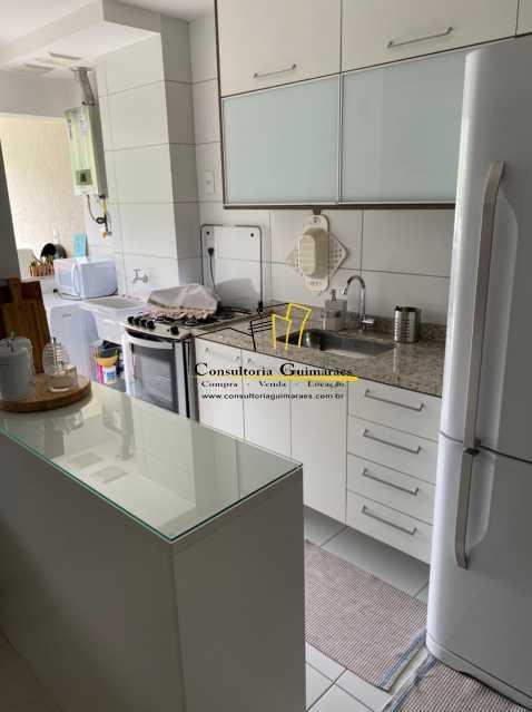 WhatsApp Image 2021-04-21 at 0 - Apartamento 3 quartos à venda Taquara, Rio de Janeiro - R$ 430.000 - CGAP30078 - 7