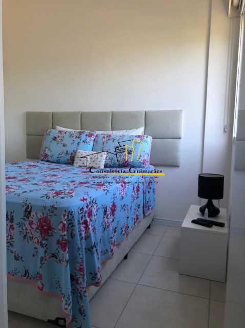 WhatsApp Image 2021-05-04 at 1 - Apartamento 3 quartos à venda Taquara, Rio de Janeiro - R$ 430.000 - CGAP30078 - 12