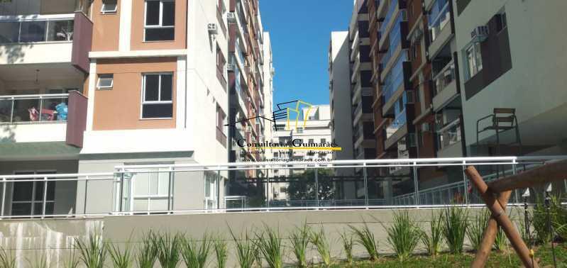 WhatsApp Image 2021-05-04 at 1 - Apartamento 3 quartos à venda Taquara, Rio de Janeiro - R$ 430.000 - CGAP30078 - 14