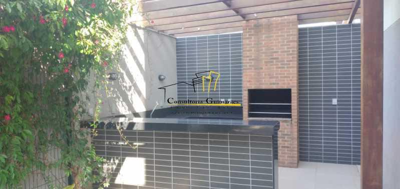 WhatsApp Image 2021-05-04 at 1 - Apartamento 3 quartos à venda Taquara, Rio de Janeiro - R$ 430.000 - CGAP30078 - 16