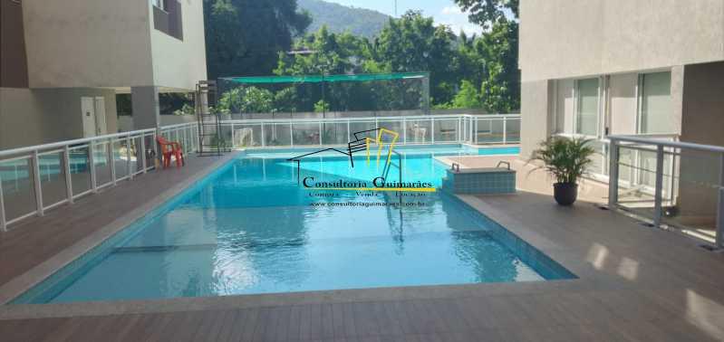 WhatsApp Image 2021-05-04 at 1 - Apartamento 3 quartos à venda Taquara, Rio de Janeiro - R$ 430.000 - CGAP30078 - 17