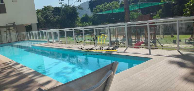 WhatsApp Image 2021-05-04 at 1 - Apartamento 3 quartos à venda Taquara, Rio de Janeiro - R$ 430.000 - CGAP30078 - 18