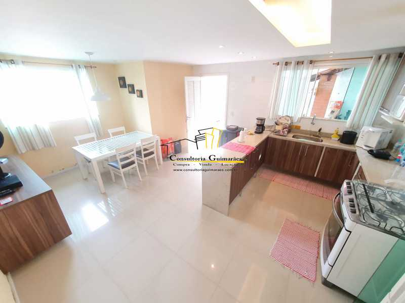 0184b904-e1fa-421f-b950-3807b5 - Casa em Condomínio 3 quartos à venda Taquara, Rio de Janeiro - R$ 850.000 - CGCN30017 - 5
