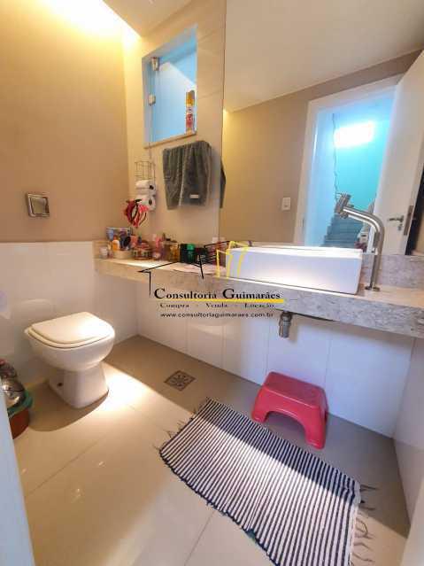 99028e7b-9d2a-4047-b01f-3f924c - Casa em Condomínio 3 quartos à venda Taquara, Rio de Janeiro - R$ 850.000 - CGCN30017 - 18