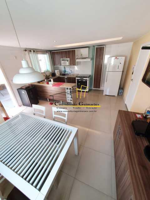 c5a9f2de-a7c8-40f0-ad52-a20e10 - Casa em Condomínio 3 quartos à venda Taquara, Rio de Janeiro - R$ 850.000 - CGCN30017 - 15