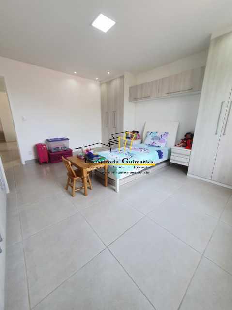 f88baf38-a4c9-46f8-ba79-127a31 - Casa em Condomínio 3 quartos à venda Taquara, Rio de Janeiro - R$ 850.000 - CGCN30017 - 17