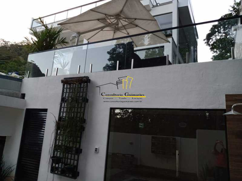 0e3b457e-f805-44f6-9b66-d51959 - Casa em Condomínio 5 quartos à venda Itanhangá, Rio de Janeiro - R$ 4.600.000 - CGCN50006 - 5