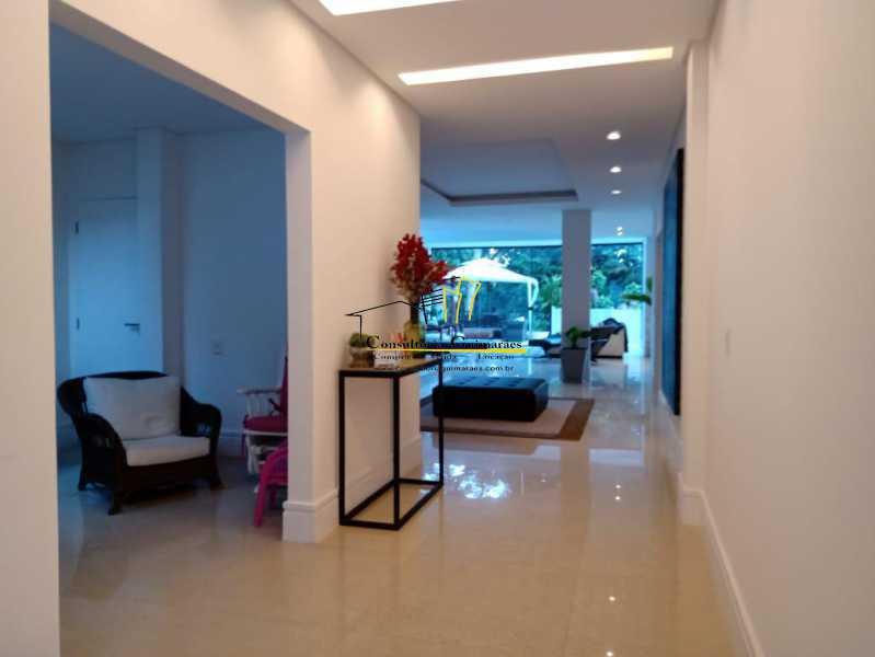 3ee347f2-0de3-406a-963a-3004df - Casa em Condomínio 5 quartos à venda Itanhangá, Rio de Janeiro - R$ 4.600.000 - CGCN50006 - 3