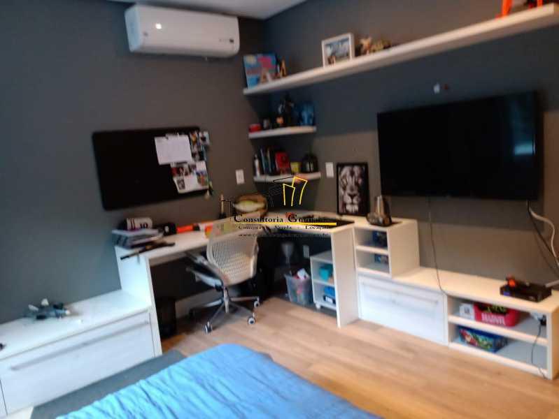 49a9d44b-2fb7-4250-a8a8-4d5185 - Casa em Condomínio 5 quartos à venda Itanhangá, Rio de Janeiro - R$ 4.600.000 - CGCN50006 - 12