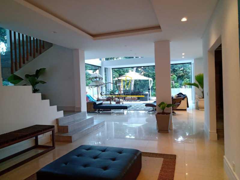 000792bf-410d-46b5-9f1a-2989e5 - Casa em Condomínio 5 quartos à venda Itanhangá, Rio de Janeiro - R$ 4.600.000 - CGCN50006 - 9