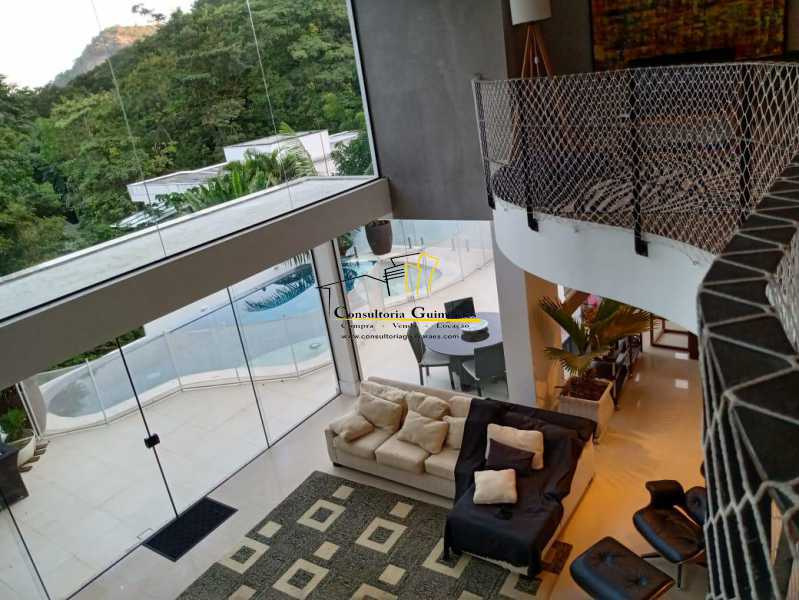 83249371-5f4d-47ca-8648-da48b0 - Casa em Condomínio 5 quartos à venda Itanhangá, Rio de Janeiro - R$ 4.600.000 - CGCN50006 - 24