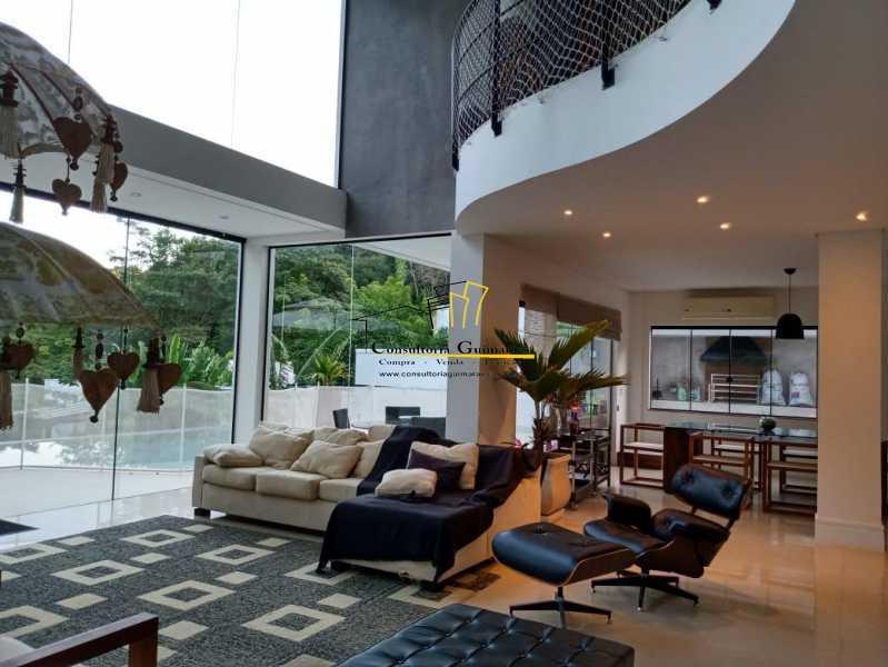 e1e512fb-d1c4-4182-bab7-78024c - Casa em Condomínio 5 quartos à venda Itanhangá, Rio de Janeiro - R$ 4.600.000 - CGCN50006 - 28
