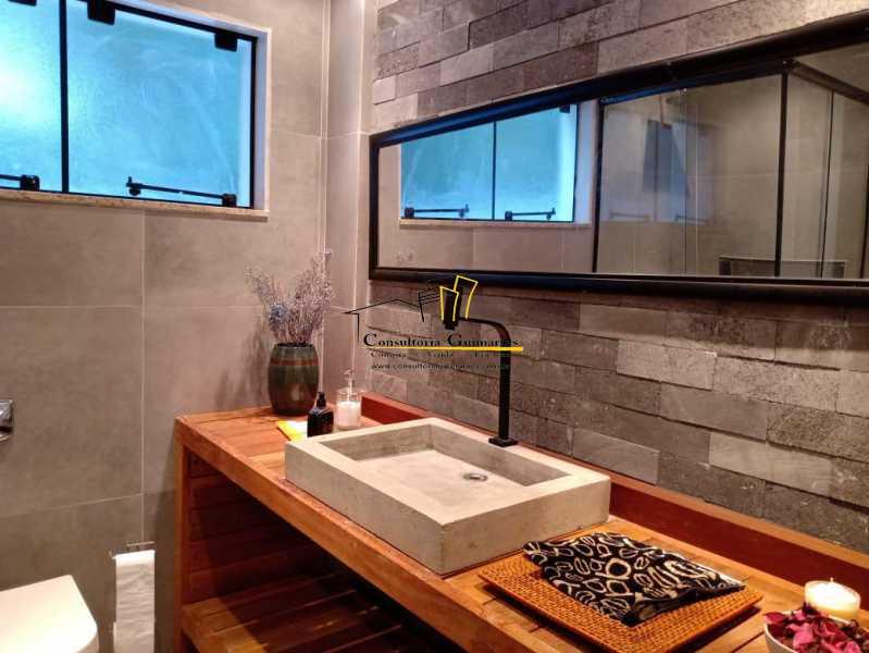 f54f99f8-d107-4d89-907d-2a6cf8 - Casa em Condomínio 5 quartos à venda Itanhangá, Rio de Janeiro - R$ 4.600.000 - CGCN50006 - 29