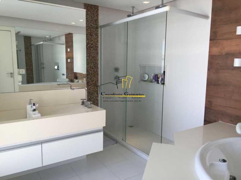 2 - Casa em Condomínio 5 quartos à venda Barra da Tijuca, Rio de Janeiro - R$ 4.999.000 - CGCN50007 - 21