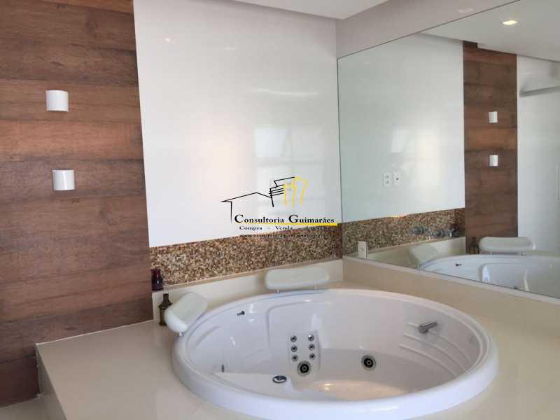 3 - Casa em Condomínio 5 quartos à venda Barra da Tijuca, Rio de Janeiro - R$ 4.999.000 - CGCN50007 - 20