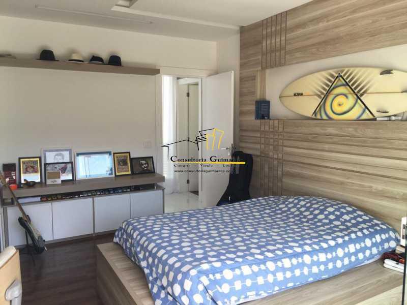 4 - Casa em Condomínio 5 quartos à venda Barra da Tijuca, Rio de Janeiro - R$ 4.999.000 - CGCN50007 - 16