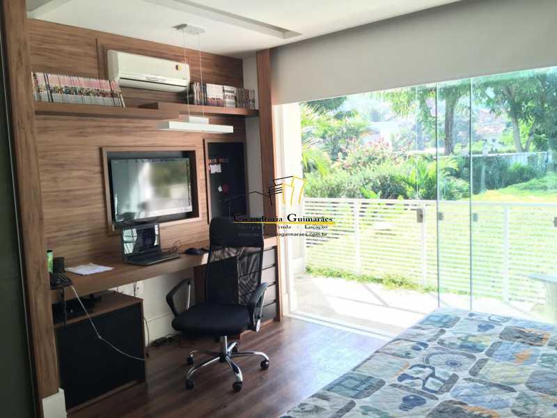 5 - Casa em Condomínio 5 quartos à venda Barra da Tijuca, Rio de Janeiro - R$ 4.999.000 - CGCN50007 - 17
