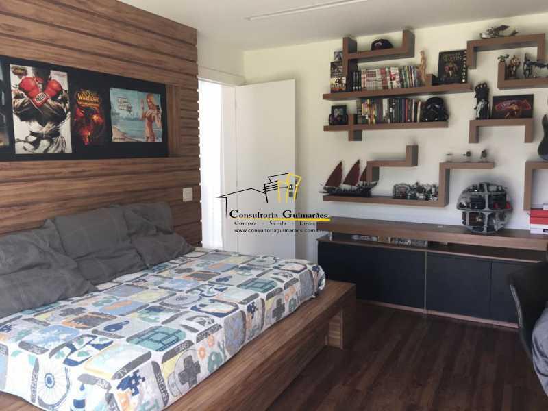 6 - Casa em Condomínio 5 quartos à venda Barra da Tijuca, Rio de Janeiro - R$ 4.999.000 - CGCN50007 - 18