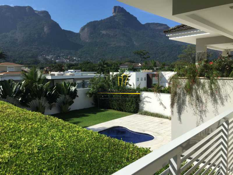 7 - Casa em Condomínio 5 quartos à venda Barra da Tijuca, Rio de Janeiro - R$ 4.999.000 - CGCN50007 - 4