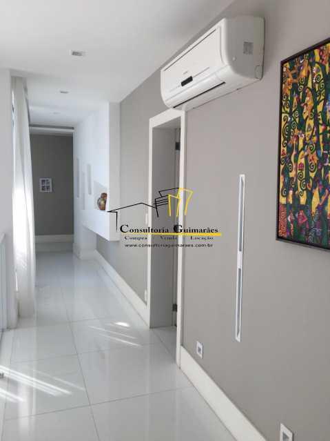 8 - Casa em Condomínio 5 quartos à venda Barra da Tijuca, Rio de Janeiro - R$ 4.999.000 - CGCN50007 - 15
