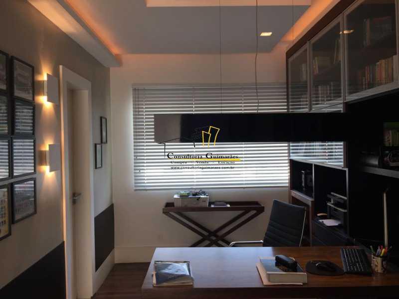 9 - Casa em Condomínio 5 quartos à venda Barra da Tijuca, Rio de Janeiro - R$ 4.999.000 - CGCN50007 - 19
