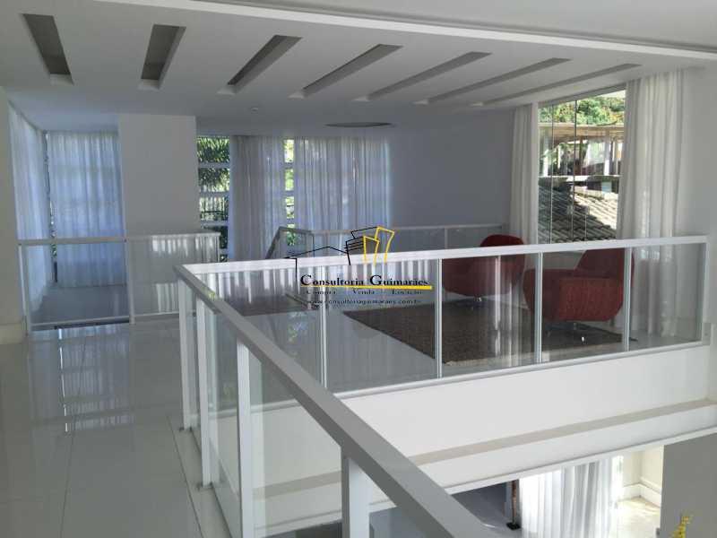10 - Casa em Condomínio 5 quartos à venda Barra da Tijuca, Rio de Janeiro - R$ 4.999.000 - CGCN50007 - 14
