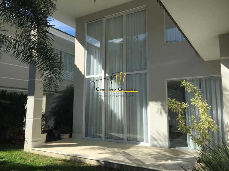 11 - Casa em Condomínio 5 quartos à venda Barra da Tijuca, Rio de Janeiro - R$ 4.999.000 - CGCN50007 - 8