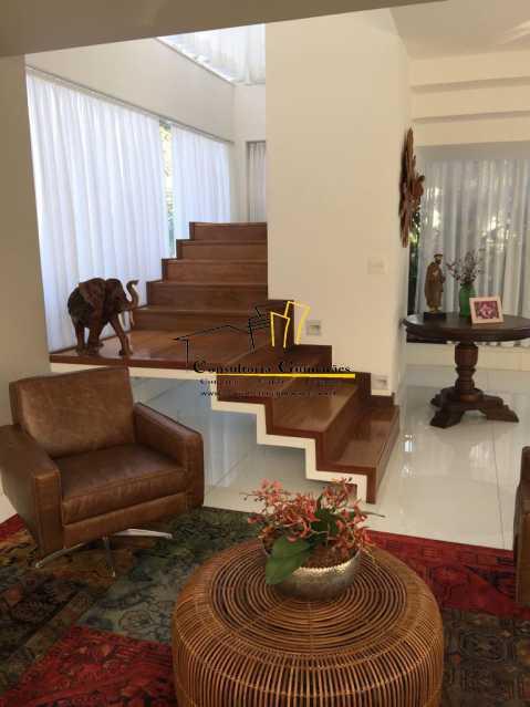13 - Casa em Condomínio 5 quartos à venda Barra da Tijuca, Rio de Janeiro - R$ 4.999.000 - CGCN50007 - 13