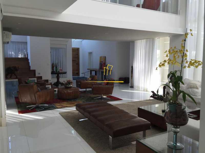 15 - Casa em Condomínio 5 quartos à venda Barra da Tijuca, Rio de Janeiro - R$ 4.999.000 - CGCN50007 - 11