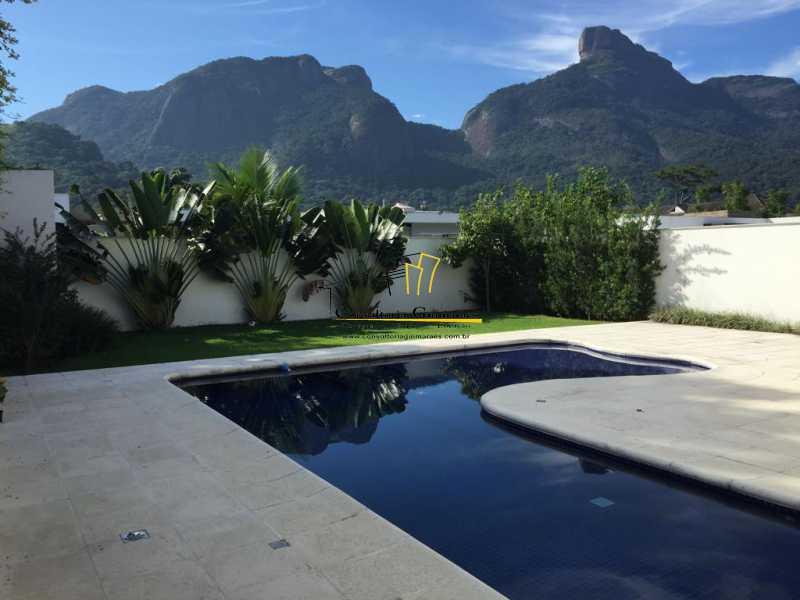 18 - Casa em Condomínio 5 quartos à venda Barra da Tijuca, Rio de Janeiro - R$ 4.999.000 - CGCN50007 - 5