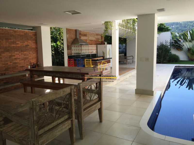 19 - Casa em Condomínio 5 quartos à venda Barra da Tijuca, Rio de Janeiro - R$ 4.999.000 - CGCN50007 - 6