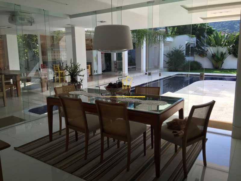 20 - Casa em Condomínio 5 quartos à venda Barra da Tijuca, Rio de Janeiro - R$ 4.999.000 - CGCN50007 - 10