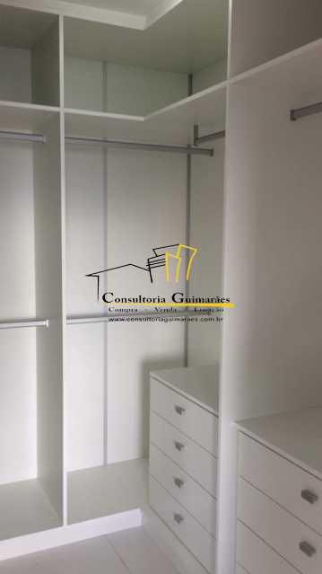 0e046263-d6e7-47fd-a807-454b7a - Cobertura 3 quartos à venda Pechincha, Rio de Janeiro - R$ 550.000 - CGCO30020 - 9