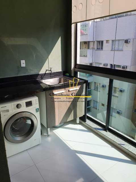 a848ab4e-3def-4350-871c-1d4a38 - Cobertura 3 quartos à venda Pechincha, Rio de Janeiro - R$ 550.000 - CGCO30020 - 17