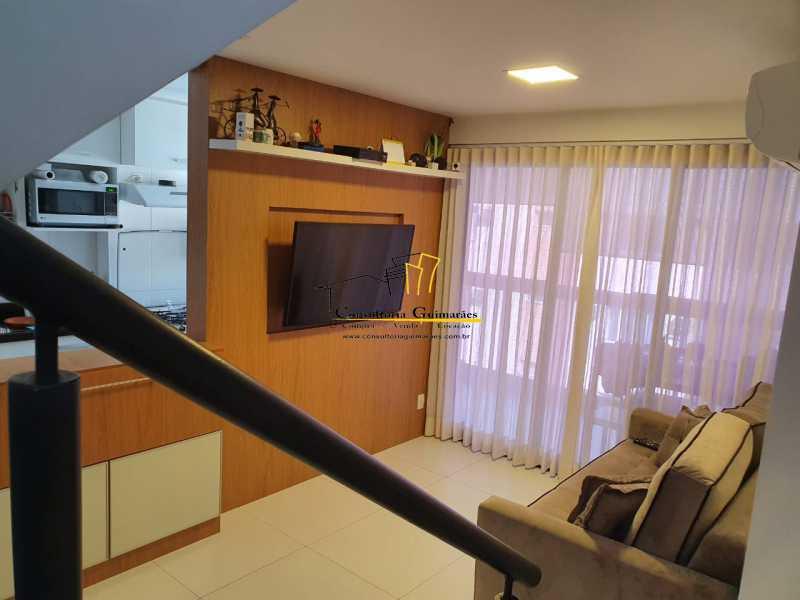 e631b233-4dd9-4e56-b1d4-055e9c - Cobertura 3 quartos à venda Pechincha, Rio de Janeiro - R$ 550.000 - CGCO30020 - 4