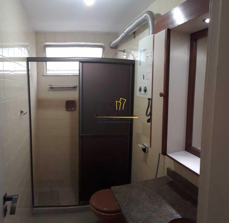 bcfb6394-3cf3-4056-a6c4-5a1eee - Apartamento 2 quartos para alugar Cachambi, Rio de Janeiro - R$ 1.000 - CGAP20197 - 12