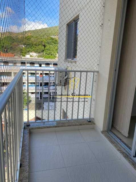 1eca865a-c9cf-4822-9a79-edfaaa - Apartamento 2 quartos à venda Praça Seca, Rio de Janeiro - R$ 240.000 - CGAP20205 - 3