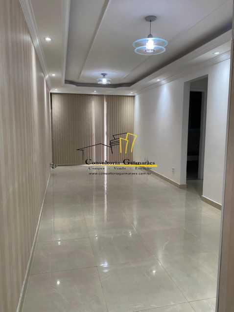 16fae748-5d8c-4718-892d-553c70 - Apartamento 2 quartos à venda Praça Seca, Rio de Janeiro - R$ 240.000 - CGAP20205 - 4
