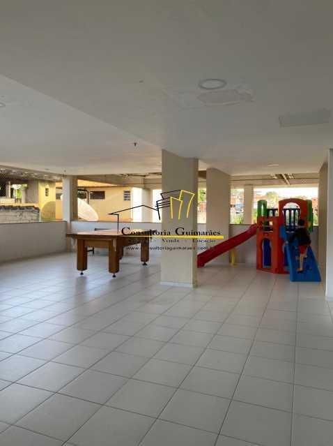 22f9c943-d213-42d0-9212-02f385 - Apartamento 2 quartos à venda Praça Seca, Rio de Janeiro - R$ 240.000 - CGAP20205 - 19