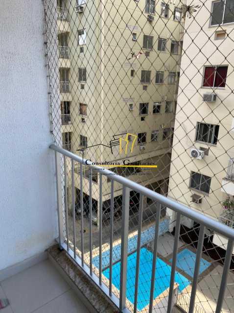 a98fbd55-c566-4b7a-a691-406411 - Apartamento 2 quartos à venda Praça Seca, Rio de Janeiro - R$ 240.000 - CGAP20205 - 5
