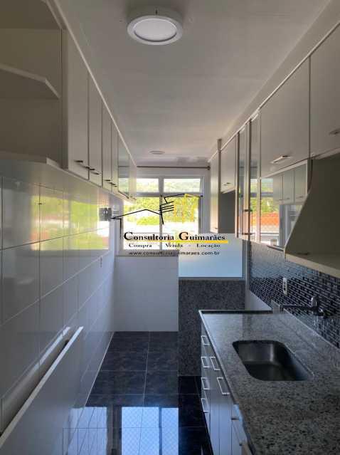 d5a6f53f-0a67-4d62-94d8-a839e4 - Apartamento 2 quartos à venda Praça Seca, Rio de Janeiro - R$ 240.000 - CGAP20205 - 13