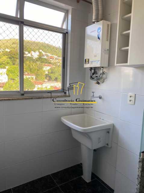 e78a631d-0247-4745-a2da-cddad1 - Apartamento 2 quartos à venda Praça Seca, Rio de Janeiro - R$ 240.000 - CGAP20205 - 14